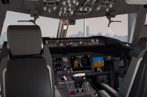 Boeing ukázal novou palubní desku. Ulehčí pilotům výcvik a sníží pracovní zátěž