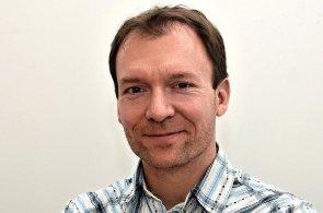 Patrik Sychra, obchodní ředitel společnosti Annex NET