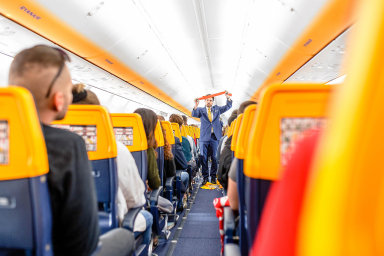Stávka v Ryanairu připadá na28.září, kdy mají Češi zdůvodu státního svátku volno ačasto ho využívají kprodlouženým víkendům vevropských městech.