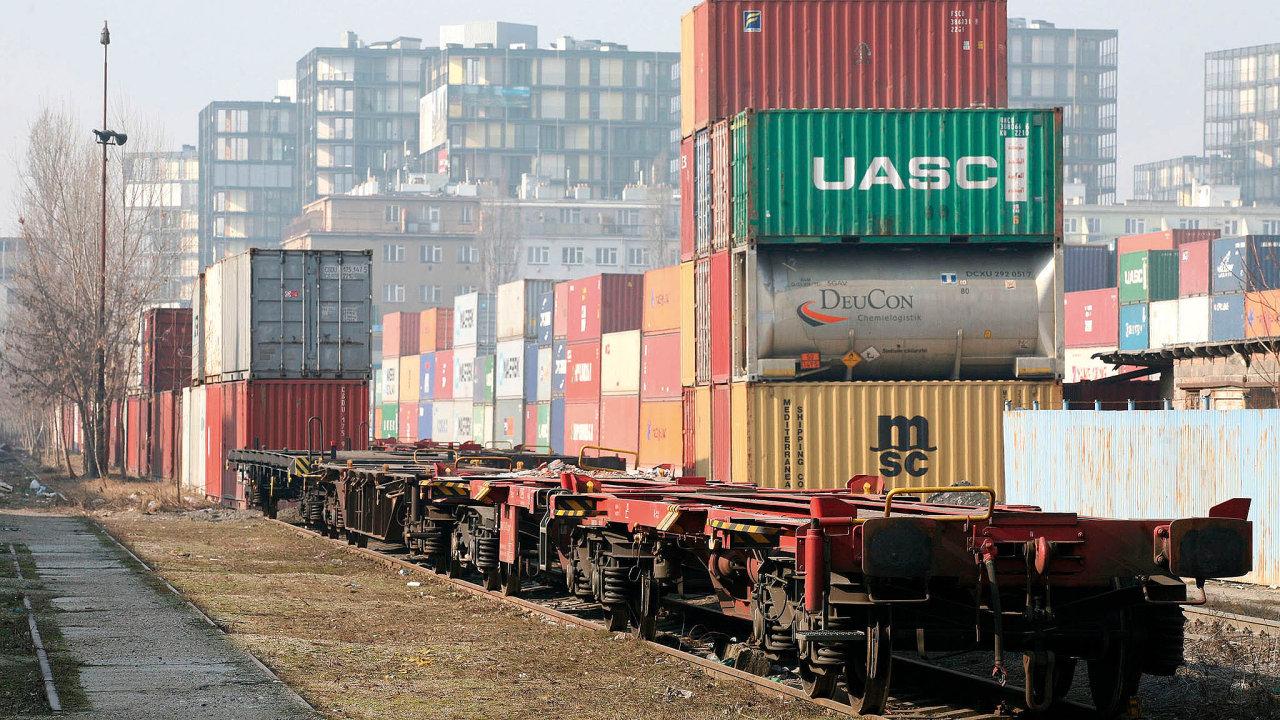 Součástí studie bude například zapojení železnice.
