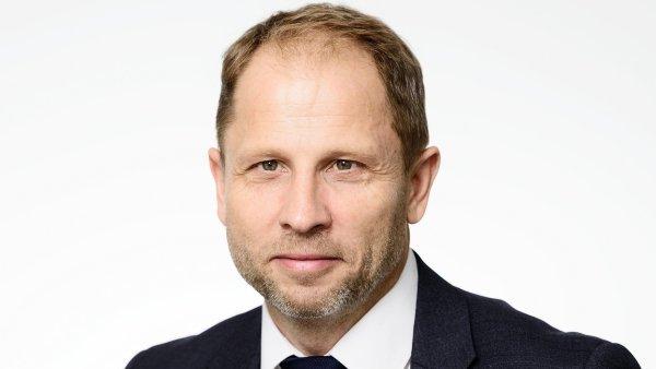 Petr Doležal, generální ředitel společnosti BENU Česká republika