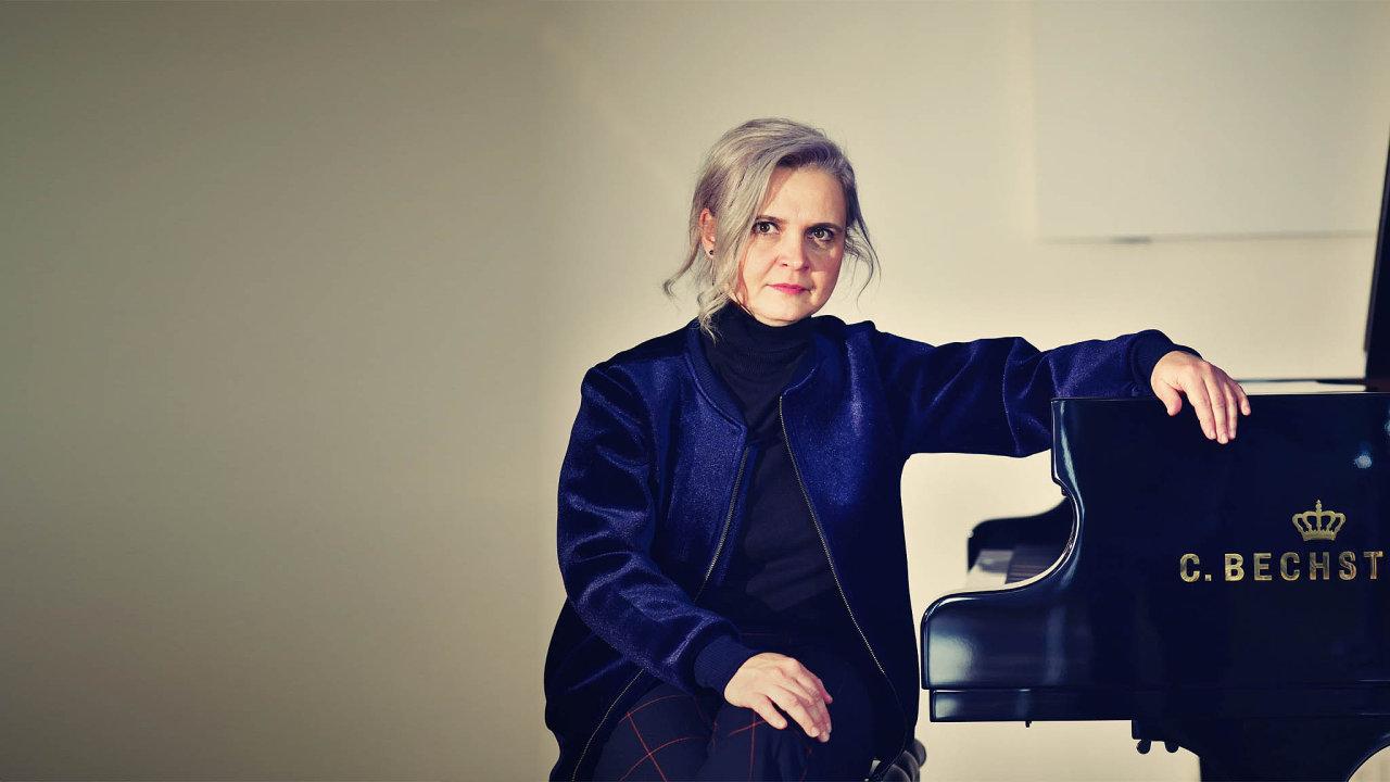 Klavíristka a skladatelka Beata Hlavenková