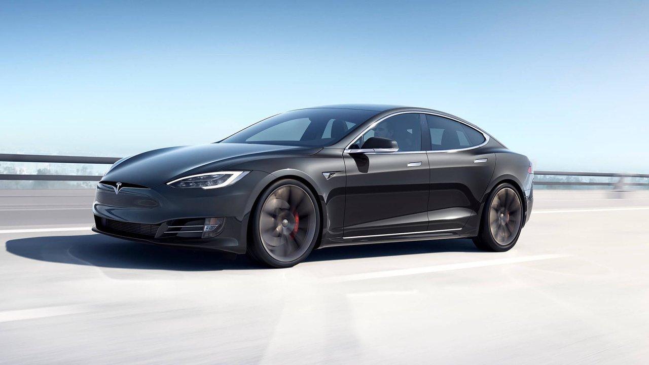 Tesla vykázala druhý čtvrtletní zisk za sebou, cena jejích akcií překonala 600 dolarů.