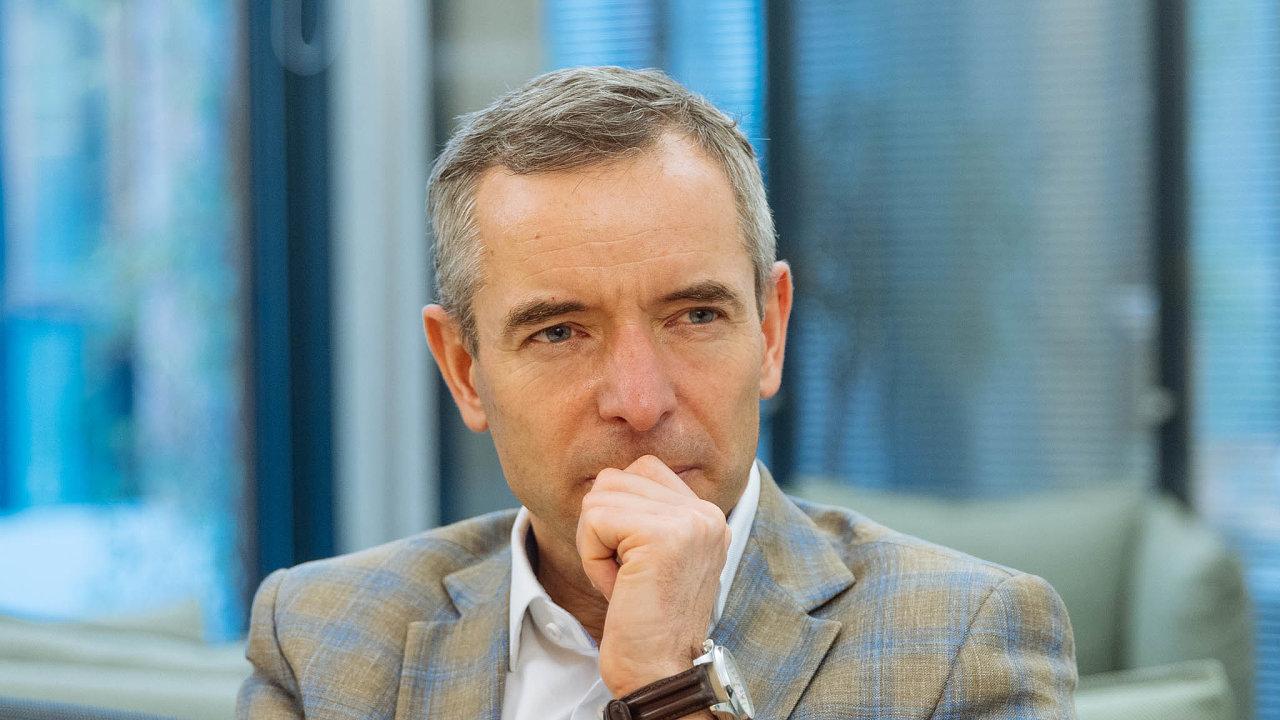 Jan Sadilje v ČSOB zodpovědný zaslužby pro drobné klienty.
