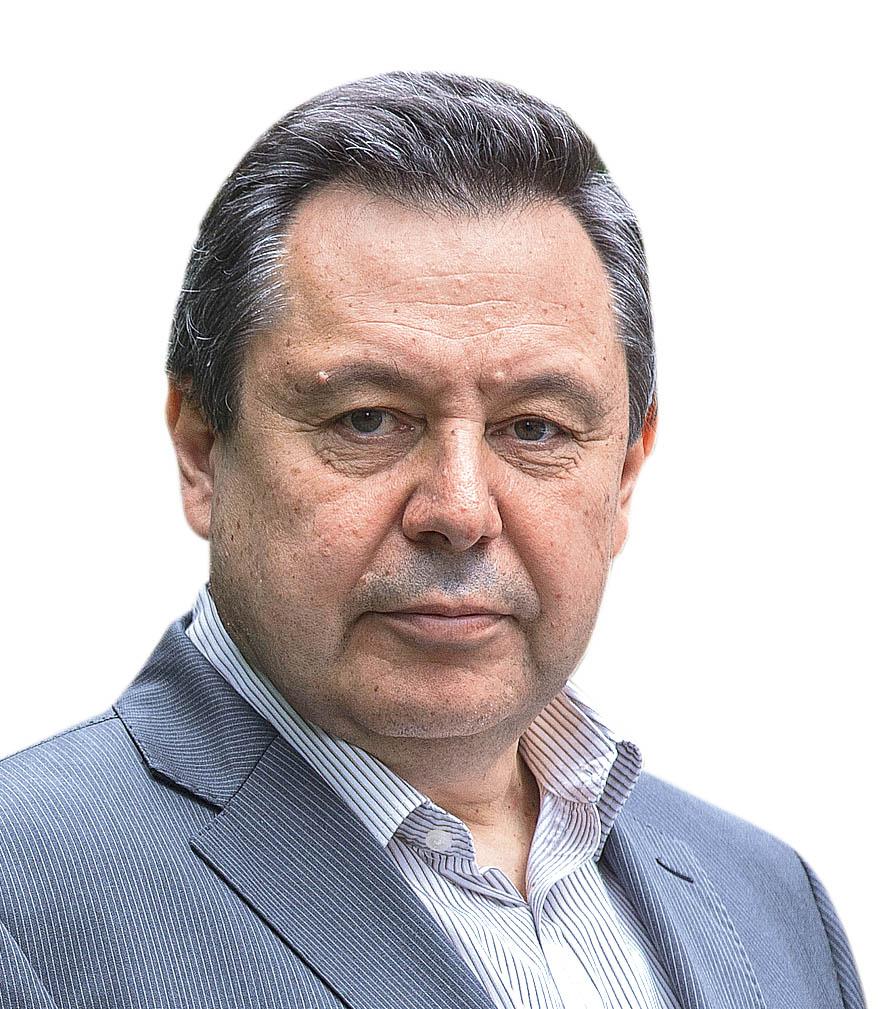 Evžen Korec,generální ředitel firmy Ekospol