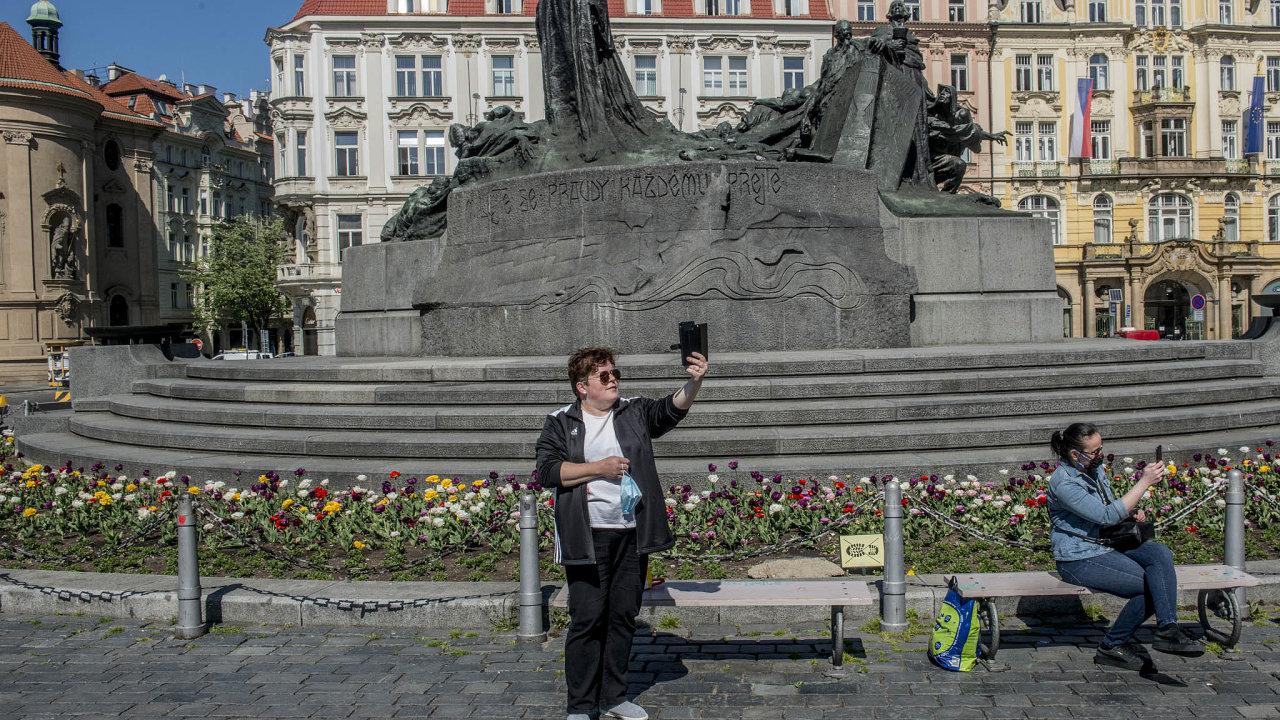 Praha se chystá přilákat na léto turisty.