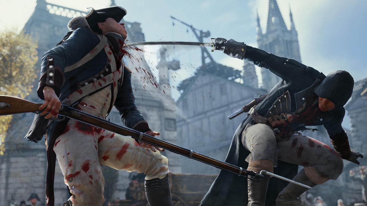 Assassin's Creed je jedna z nejúspěšnějších herních sérií na světě.