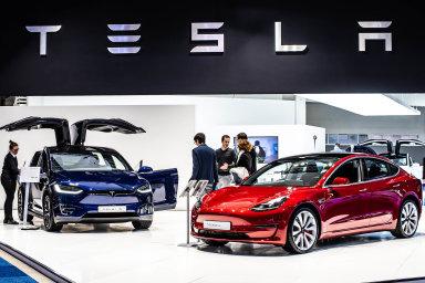Třikrát dražší než GM a Ford dohromady. Tesla je znovu nejhodnotnější automobilkou na světě