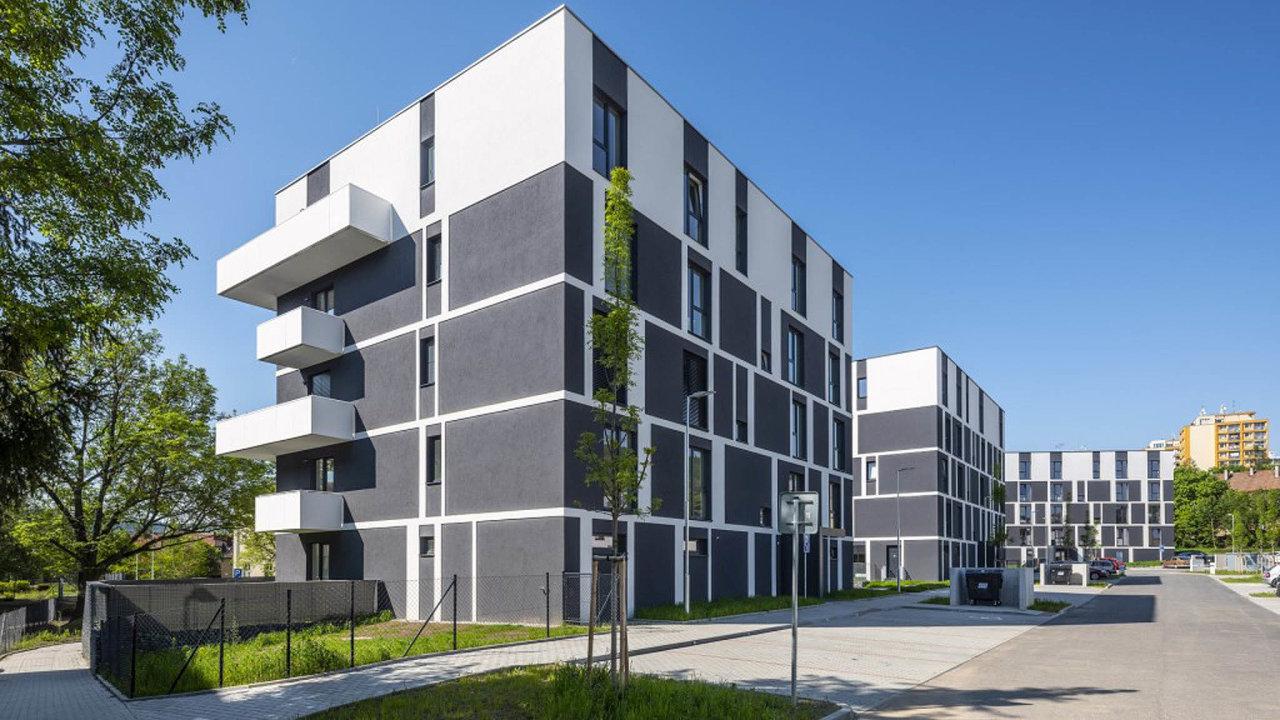 Developerská skupina Crestyl dokončila stavbu rezidenčního projektu vBerouně s názvem Berounská brána.