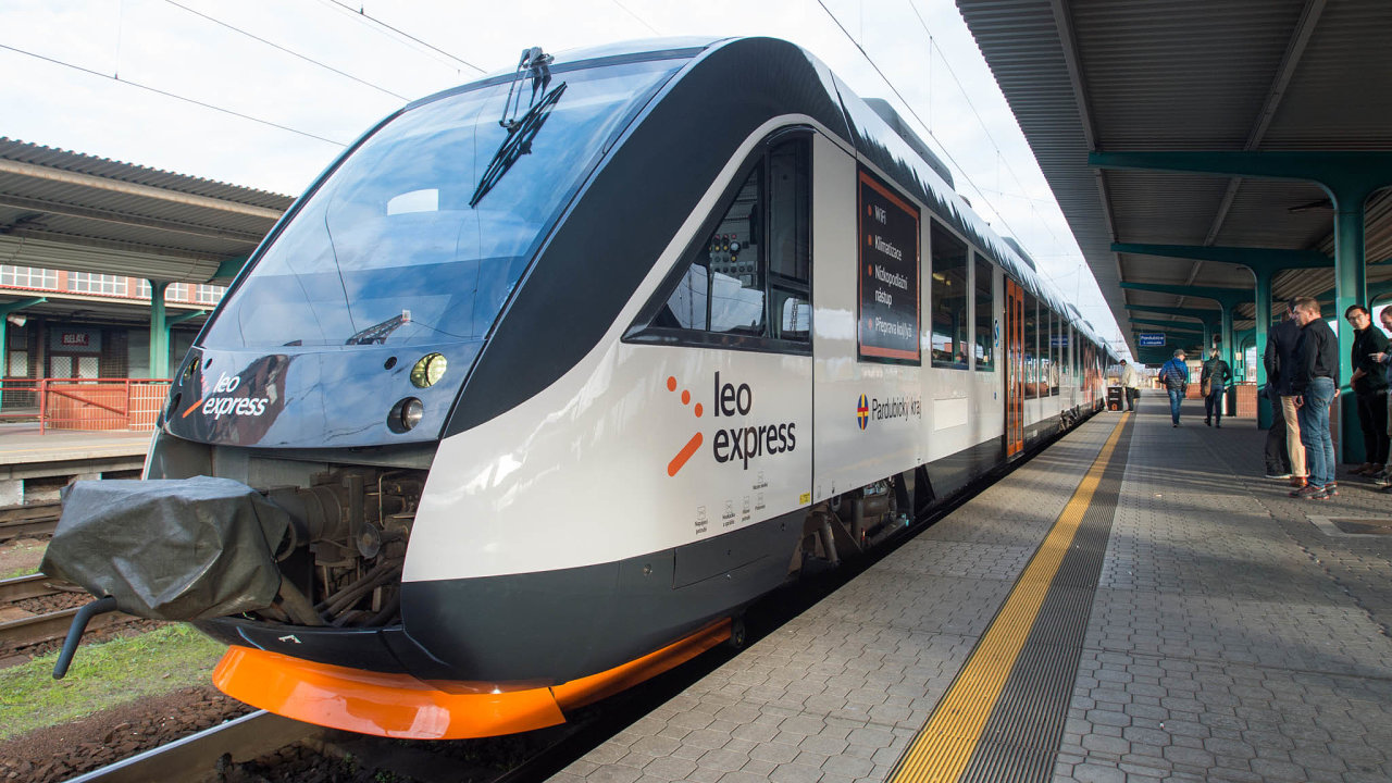 Leo Express vrací spoje. Firma napodzim zrušila kvůli úbytku cestujících velkou část svých dálkových spojů. Teď je pomalu obnovuje.
