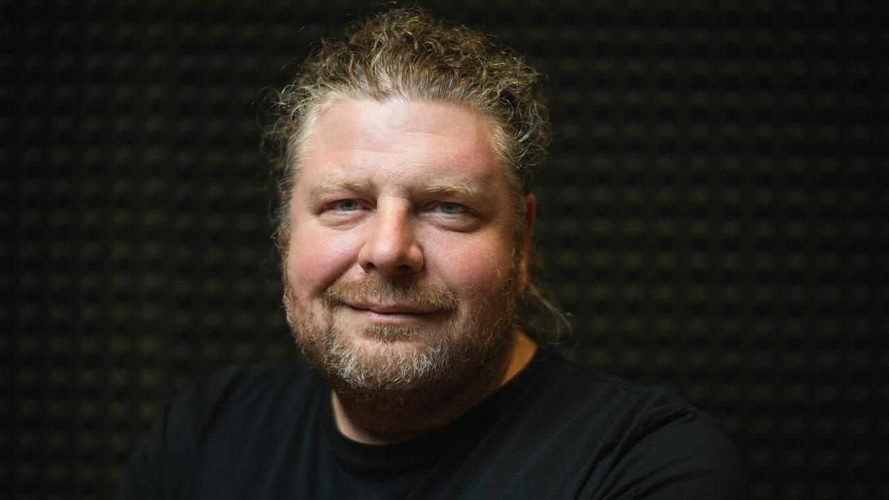Podcast Poprvé - Pavel Bouška