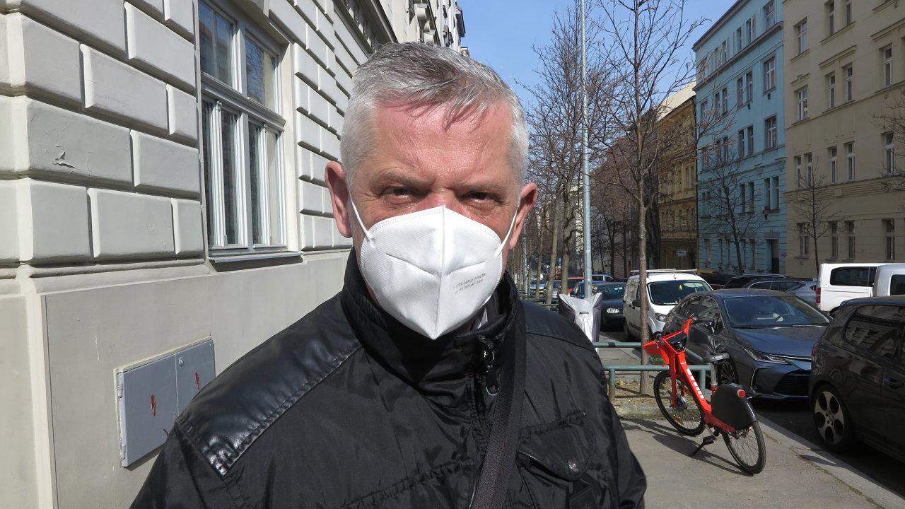 Zdeněk Lochman (ODS), bývalý místostarosta Prahy 3