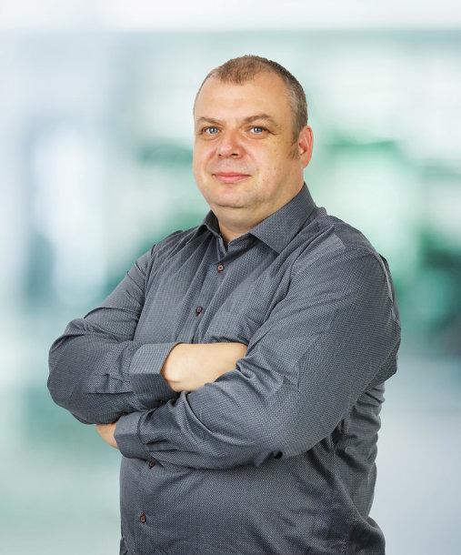 Vojtěch Klimeš, ředitel vývoje OKbase