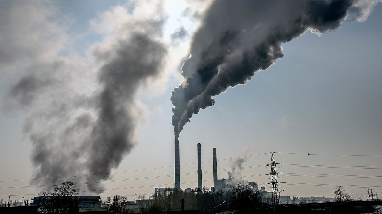 Kdy nastane konec uhlí?