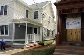 Rodinné domy v USA
