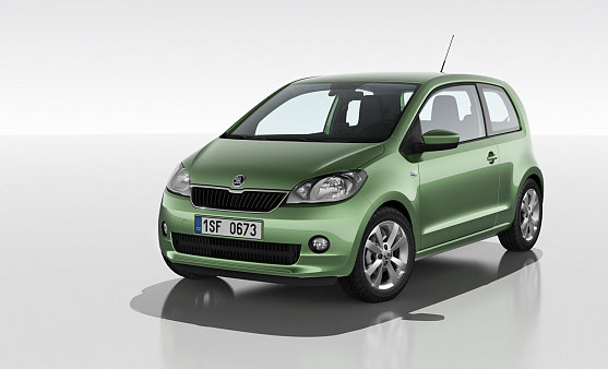 Škoda Citygo