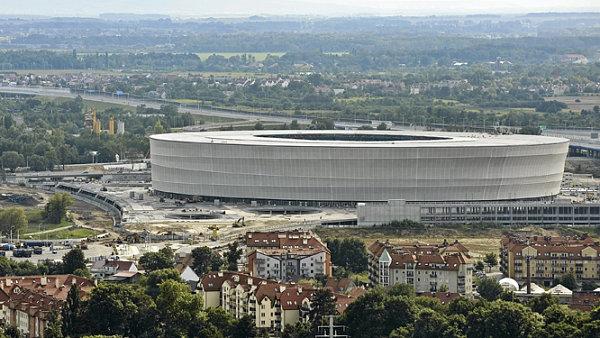 Stadion ve Vratislavi nabídne i netradiční využití prostor