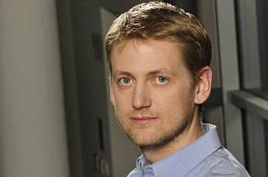 Marketingový manažer agentury Manpower Jiří Halbrštát.