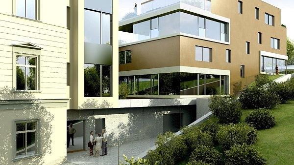 Luxusní bydlení - Rezidence Švédská