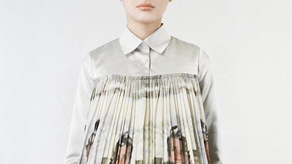 Fashion Road: Dialogue Across Borders - model Pavla Ivančice