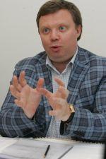 Viceprezident ruského státního energetického gigantu Rosatom Kirill Borisovič Komarov