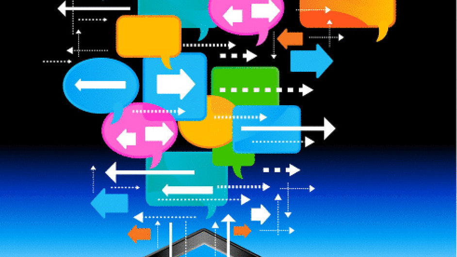 Sociální sítě. Ilustrační foto