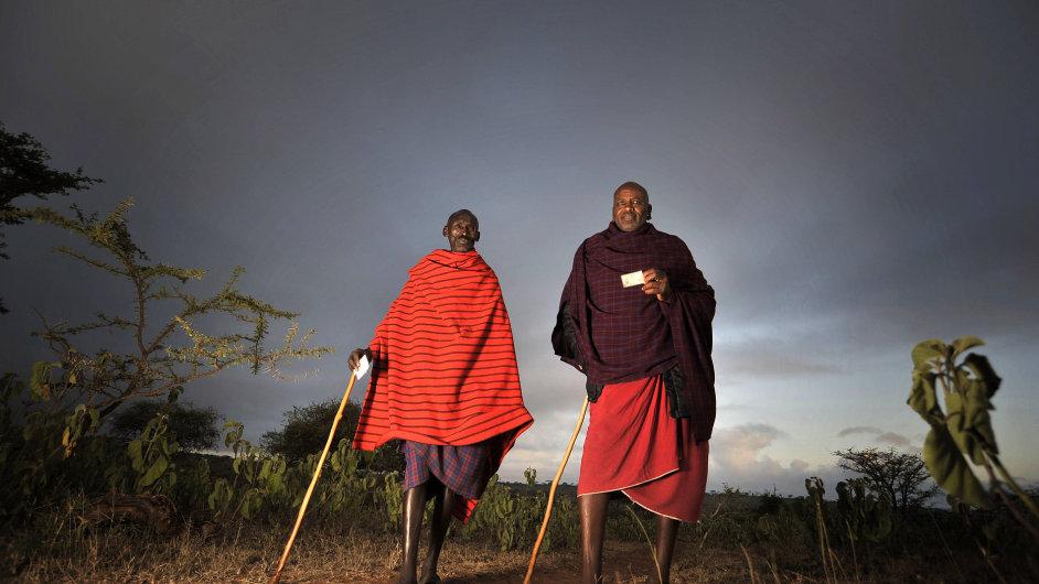 Keňa - ilustrační foto.