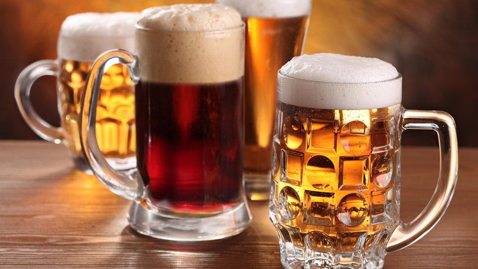 Pšeničná piva, piva typu ale a piva stařená v sudu. České pivní trh hledá nové produkty pro staré i nové spotřebitele.