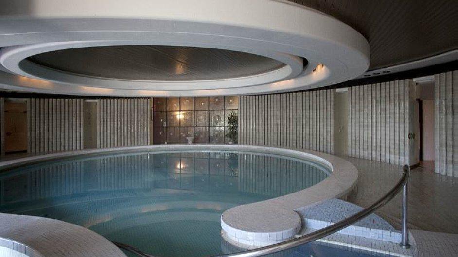 Hotel Praha - bazén