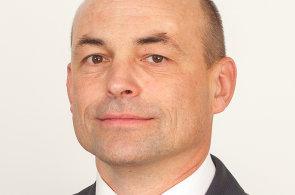 Petr Hübl , generální ředitel společnosti Dimension Data Communications Czech
