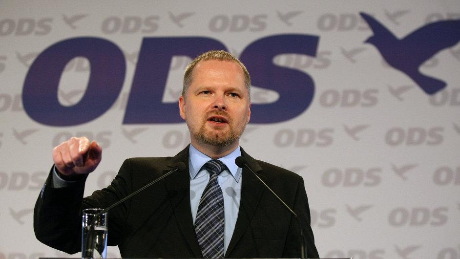 Šéf ODS Petr Fiala založil transparentní účet.