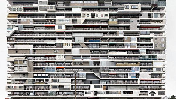 Fiktivn� architektura Filipa Dujardina a Lebbeuse Woodse stav� na realit�