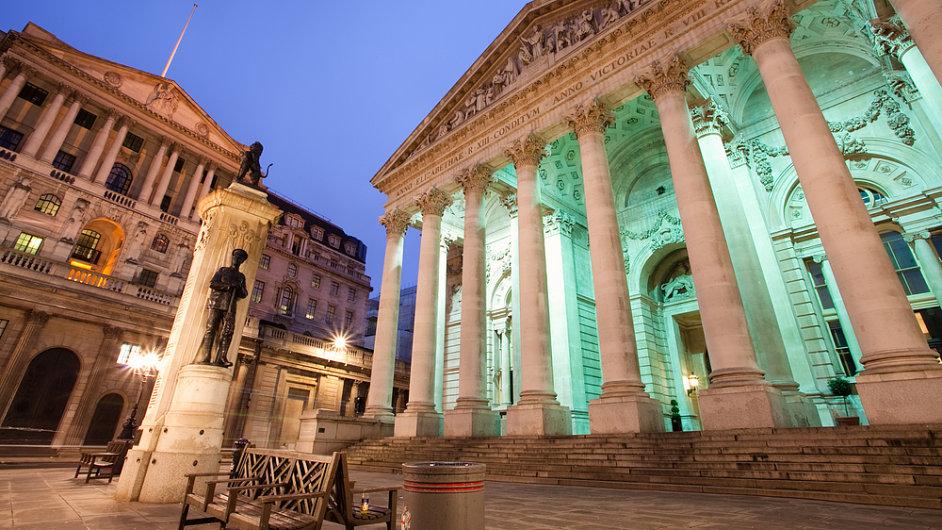 V Bank of England mohou být s výsledky svých zátěžových testů spokojeni.