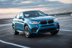 Extrémně silné BMW X6 M nezajímají fyzikální zákony