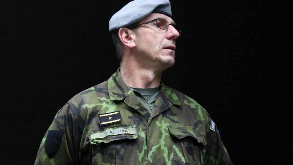 Generál Vladimír Halenka