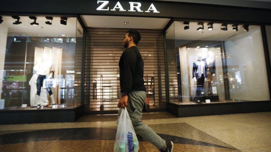Růst s velkým R. Zara letos plánuje ve světě otevřít až 480 nových butiků.