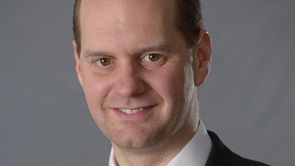 Juraj Boldiš, IT ředitel Bohemia Energy.