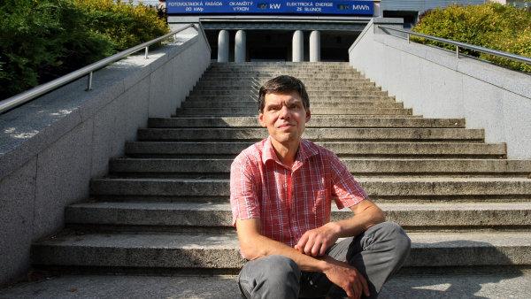 Majitel Jablotronu Dalibor D�dek