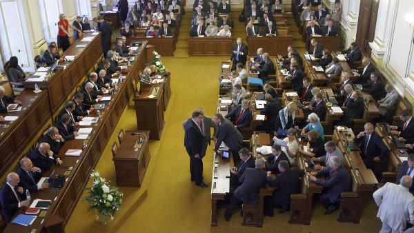 Sněmovna podpořila novelu exekučního řádu