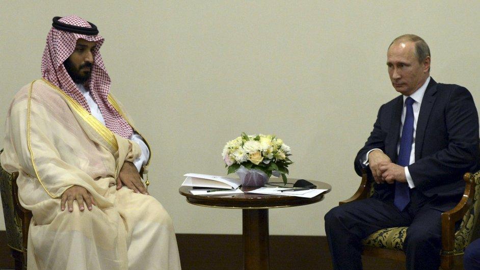 Muhammad bin Salmán Saúd