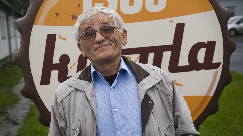 Generální ředitel Kofoly Kostas Samaras.