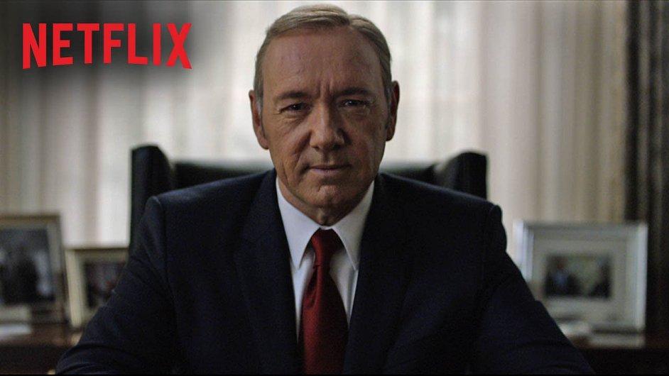 Čtvrtá řada House of Cards bude na Netflixu k vidění 4. března.