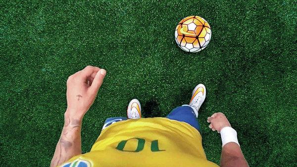 Pr�kopn�ky interaktivn�ho videa jsou tradi�n� nejv�t�� sv�tov� brandy. Sportovn� gigant Nike na YouTube zapojil i jednu ze sv�ch nejv�t��ch sponzorovan�ch hv�zd, fotbalistu Neymara