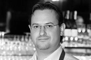 Tomáš Brůha, head sommelier společnosti Premier Wines & Spirits