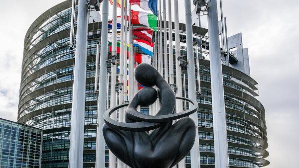 Evropský parlament, Štrasburk. Ilustrační foto