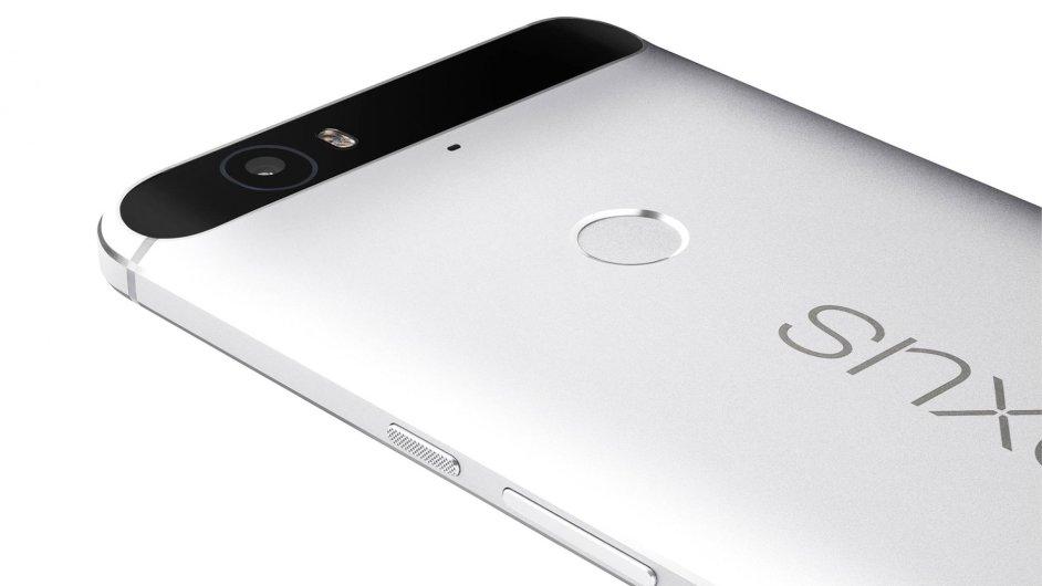 Telefon Google Nexus 6P vyrábí číská společnost Huawei