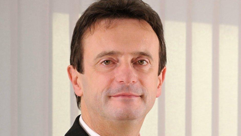Vladimír Kysela, generální ředitel společnosti ZVU STROJÍRNY