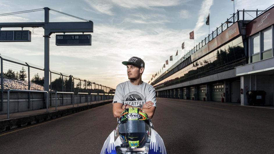 Karel Abraham,motocyklový jezdec