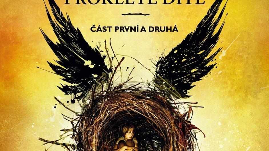 Náklad českého překladu Harryho Pottera a prokletého dítěte (na snímku je detail obálky) překročil 100 tisíc kusů.