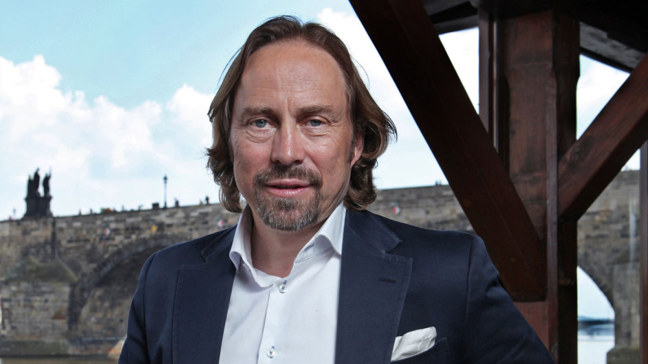 Nils Jebens, zakladatel Kampa Group